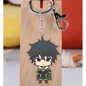 Gantungan Kunci Tate no Yuusha no Nariagari Chibi