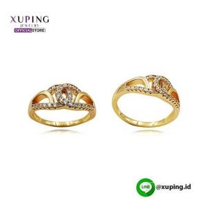 XUPING CINVIN MOTIF GOLD ZIRCON 0121191049