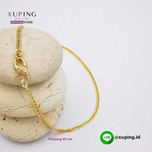 XUPING KALUNG EMAS RANTE 45 CM 0111190079