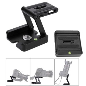 Tripod Z Flex Pan Tilt Head Flexible for DSLR Camera