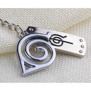Gantungan Kunci Naruto Konoha