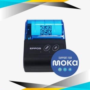 Mini Printer MOKAPOS Bluetooth Thermal 58mm Android Tablet EPPOS PT-02