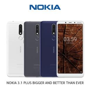Nokia 3.1 Plus Ram 3 GB Internal 32 GB