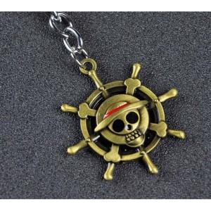 Gantungan Kunci Logo One Piece Versi 1