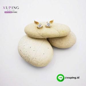 XUPING ANTING TUSUK GOLD DAUN 0151190400