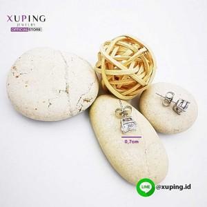 XUPING ANTING TUSUK SILVER MATA 1 0152011407