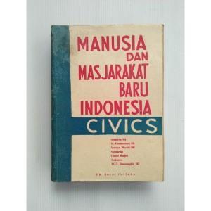 Manusia Dan Masjarakat Baru Indonesi