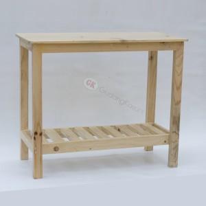 Meja kayu jati Belanda / Untuk meja TV , meja aquarium, meja tulis dll