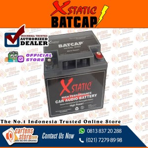 Aki XStatic Batcap X2000 By Cartens Store.com