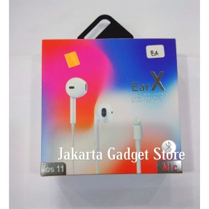 Headset earphone For Iphone 7,7 Plus , 8 dan Iphone X