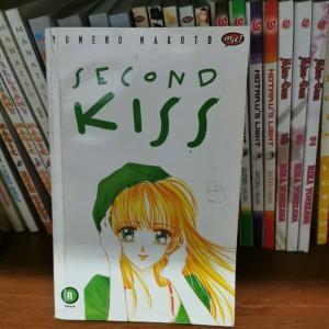 komik bekas Second Kiss serial cantik