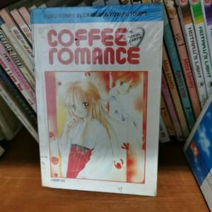 komik bekas Coffee Romance serial cantik