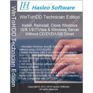 Jual WinToHDD Technician Edition For Windows - Kota Malang - Galaxy  Computer Store | Tokopedia