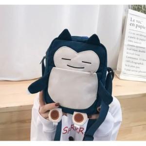 Tas Selempang Snorlax - Tas Pokemon