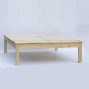 Meja makan lesehan 1x1meter