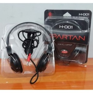 Spartan H-001 / H001 Gaming Headset