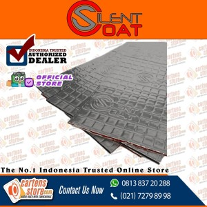 Silent Coat Vibro Damping Multi Layer 5 mm By Cartens Store