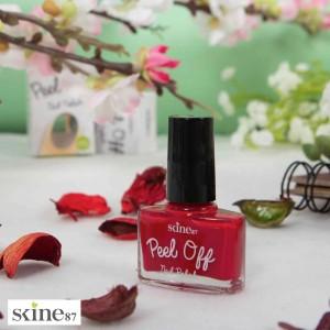 Kutek Muslimah Skine87 Waterbase - Charming Red
