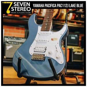 Yamaha Pacifica PAC112J Lake Placid Blue Electric Guitar