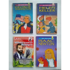 Seri Tokoh Dunia 4 buku