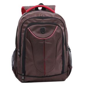 Tas Backpack Ransel Punggung Pria Sintetis Cokelat TJS 5909 GARUCCI
