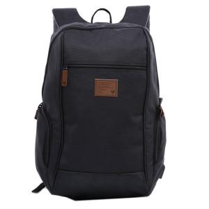 Tas Backpack Ransel Punggung Pria Raincover Hitam TGS 5921 GARUCCI