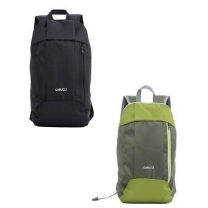 Tas Backpack Ransel Punggung Pria Hitam – Hijau GAJ 5901 GARUCCI