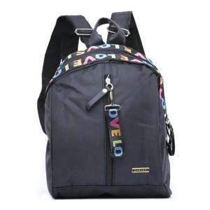 Tas Backpack Ransel Punggung Wanita Sintetis Hitam TYA 1117 GARUCCI