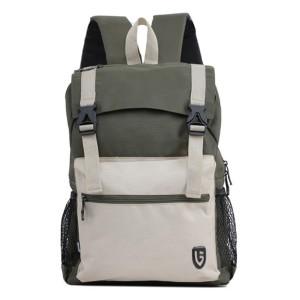 Tas Backpack Ransel Punggung Pria Sintetis Cream TAW 5903 GARUCCI