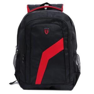 Tas Backpack Ransel Punggung Pria Sintetis Hitam TJS 5911 GARUCCI