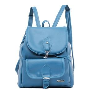 Tas Backpack Ransel Punggung Wanita Sintetis Hijau TYN 1118 GARUCCI