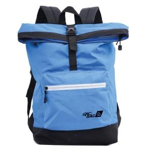 Tas Backpack Ransel Punggung Pria Sintetis Biru TIP 5908 GARUCCI