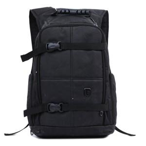 Tas Backpack Ransel Punggung Pria Sintetis Hitam TAW 5904 GARUCCI