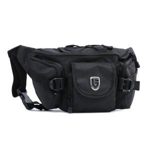 Tas Backpack Ransel Sling Pria Sintetis Hitam TKN 4134 GARUCCI
