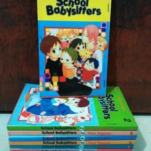 school babysitters 10eps ongoing
