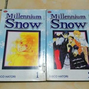 Millennium snow 2eps - tamat