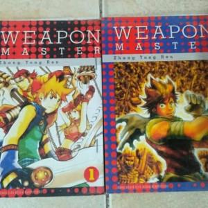 weapon master 2 eps - tamat