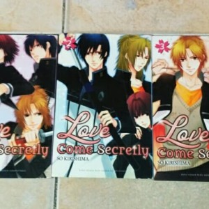 love come secretly 3eps - tamat