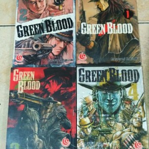 green blood 4eps - ongoing