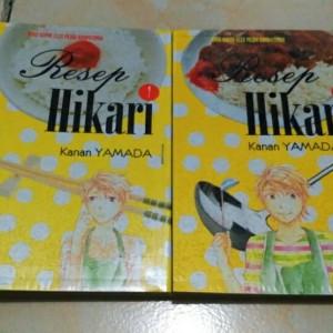 resep Hikari 2 eps - ongoing