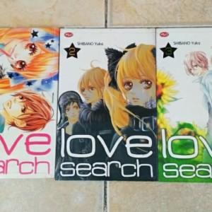 love search 3eps - tamat