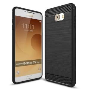 Samsung Galaxy C9 Pro Slim Sgp Spigen Neo Hybrid Cover Hard/Soft Case