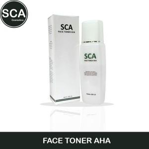 Face Toner AHA SCA Cosmetics