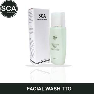 Facial Wash TTO SCA Cosmetics