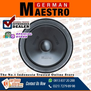 Subwoofer German Maestro SW 8009 By Cartens-Store.Com