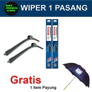 PROMO: Wiper 1 Pasang Toyota New Yaris