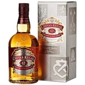 ChivasRegal 12 Years Old 750ml