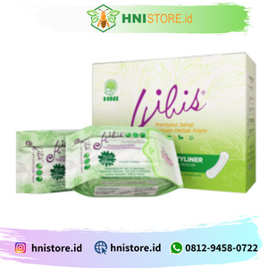 pembalut herbal hibis hpai (pantyliner)
