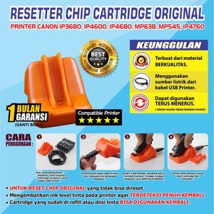 Chip Resetter Original Canon IP3680 IP4600 IP4680 MP545