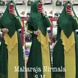 Jual Gamis Syar I Maharaja Nirmala Kota Banjarmasin Aancollection Tokopedia